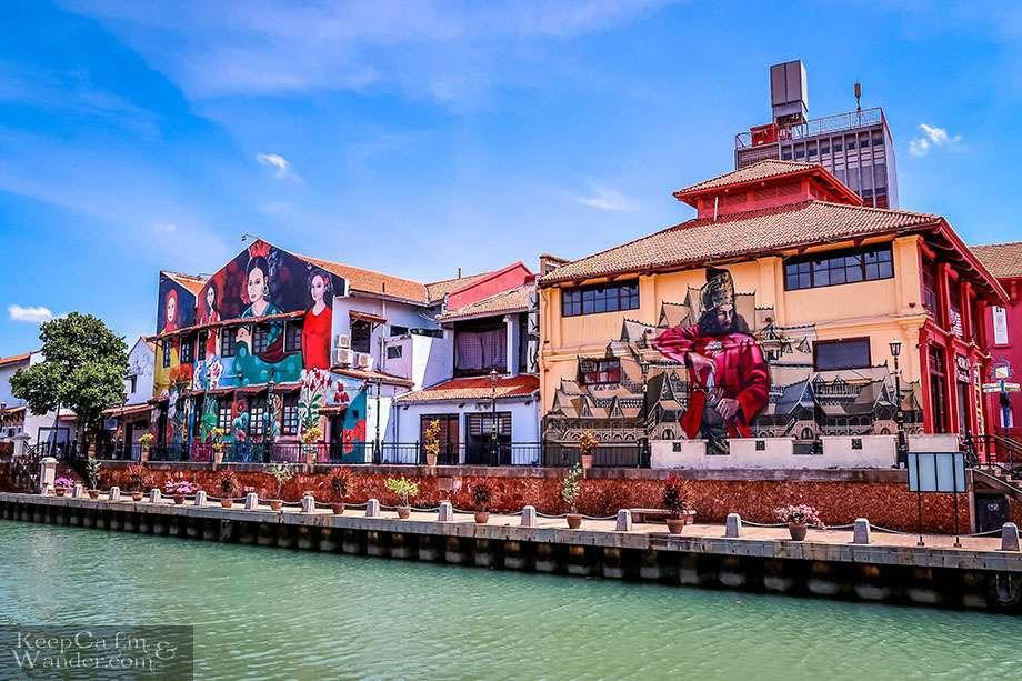 Riverside Walk (Melaka, Malaysia) - Malaka Walking Tour
