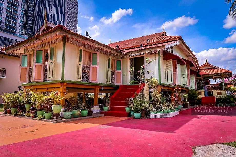 Sentosa Villa (Things to do and see in Malaka, Malaysia)