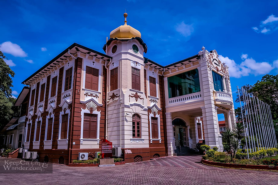 Proclamation of Independence Memorial House (Malacca, Malaysia)